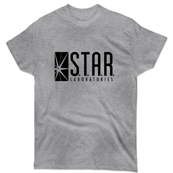 Мужская футболка S.T.A.R. Labs