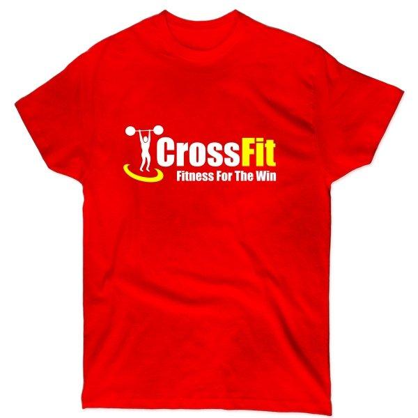 Мужская футболка CrossFit