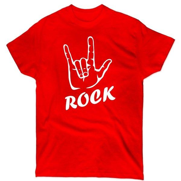Мужская футболка Rock