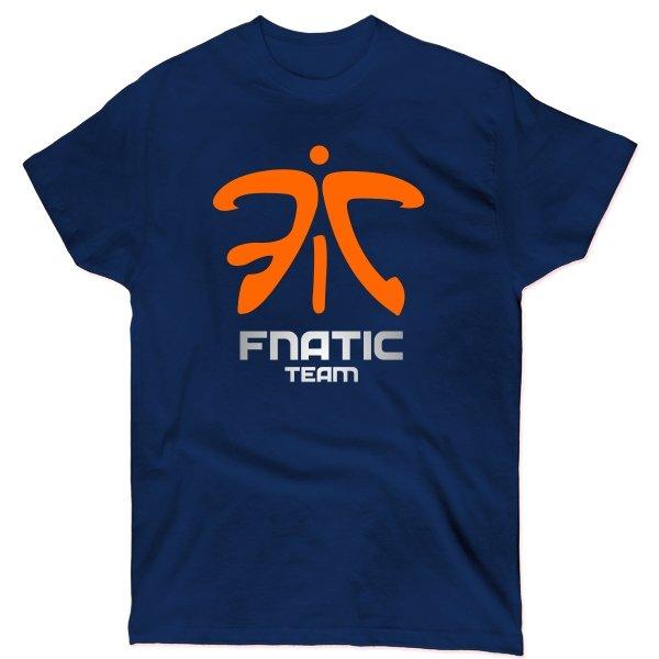 Мужская футболка Fnatic Dota 2