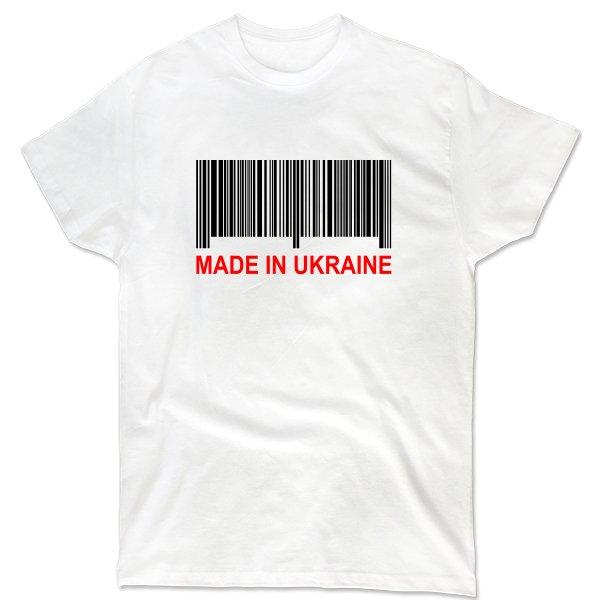 Мужская футболка Made in Ukraine