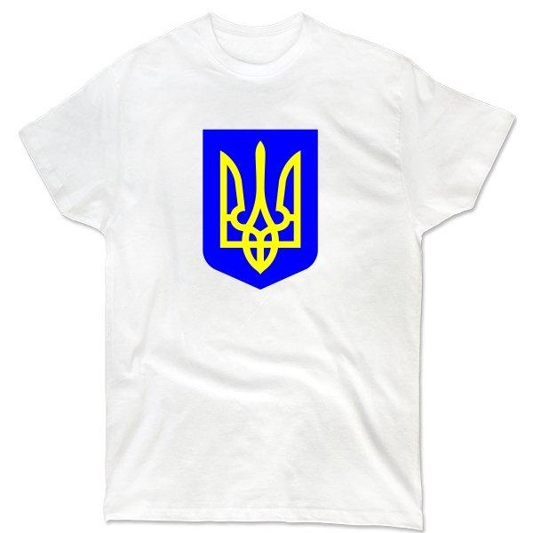 Мужская футболка Герб Трезубец