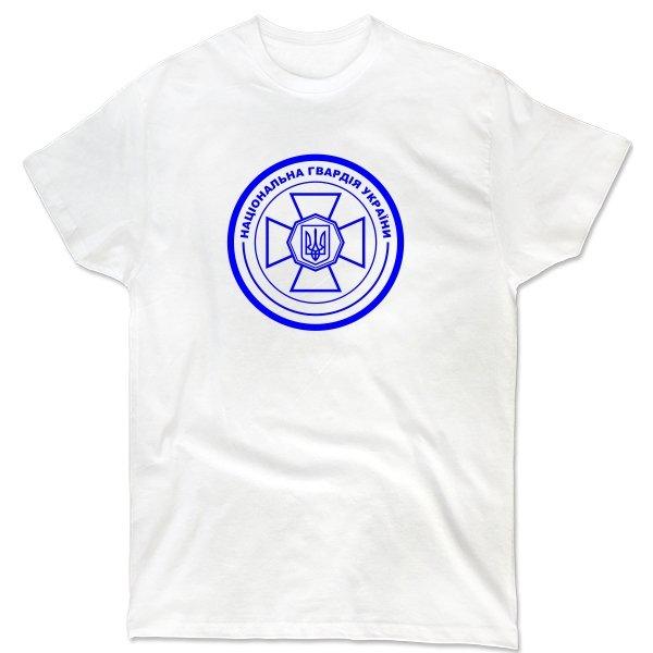 Мужская футболка Націонаьна Гвардія Герб