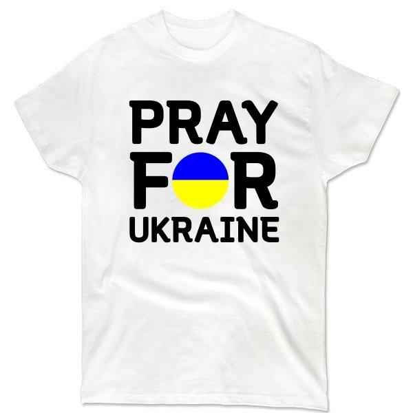 Мужская футболка Молись за Україну