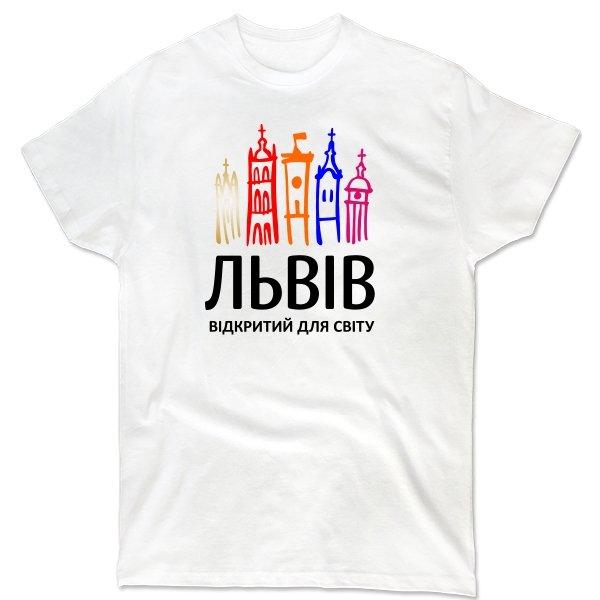 Мужская футболка Львів