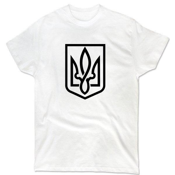Мужская футболка Український Тризубець