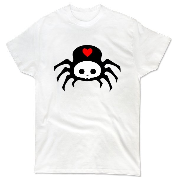 Мужская футболка Паучок