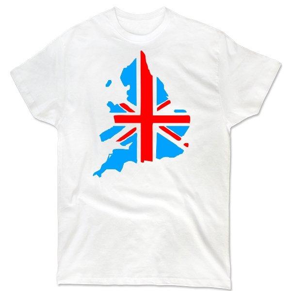 Мужская футболка Британия