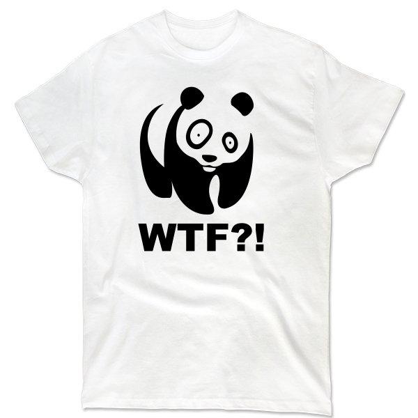 Мужская футболка WTF