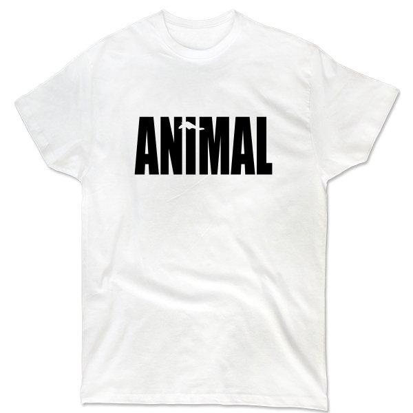 Мужская футболка Животное