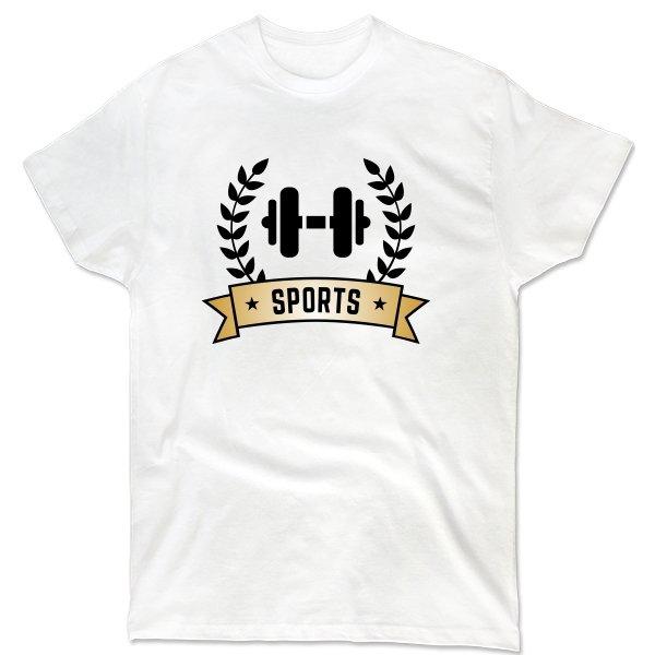 Мужская футболка Спорт