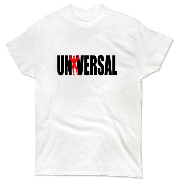 Мужская футболка Universal