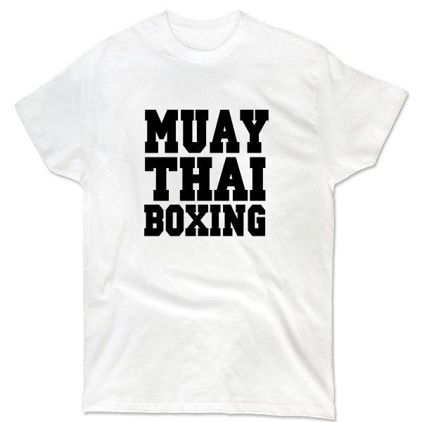 Мужская футболка Muay Thai Boxing