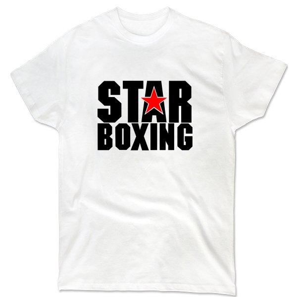 Мужская футболка Звезда Бокса
