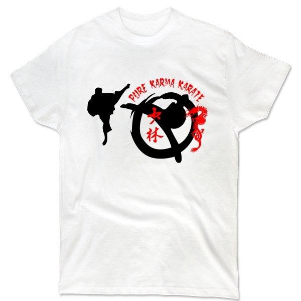 Мужская футболка Каратэ
