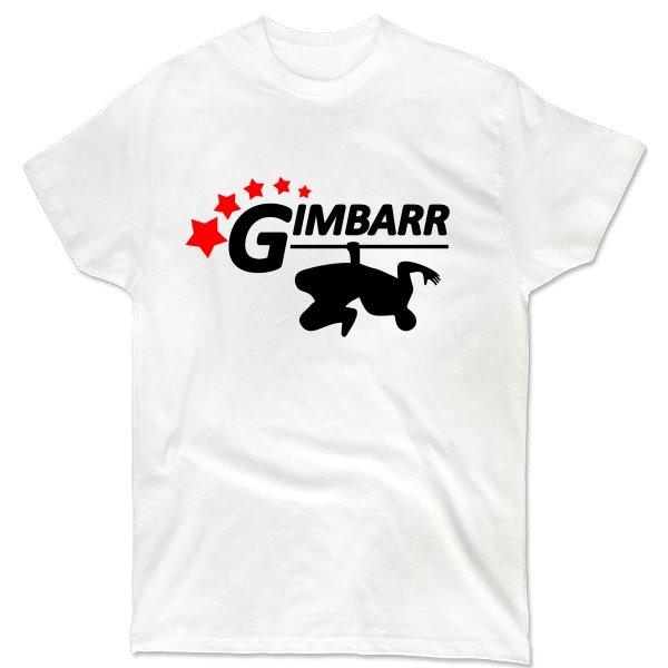 Мужская футболка Gimbarr