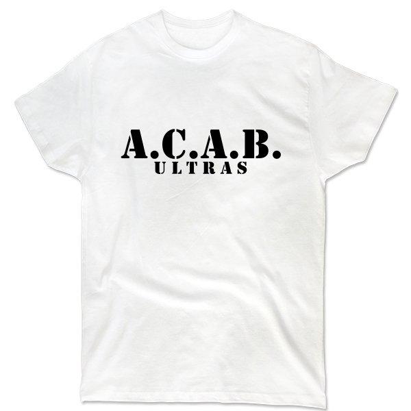 Мужская футболка A.C.A.B. Ultras