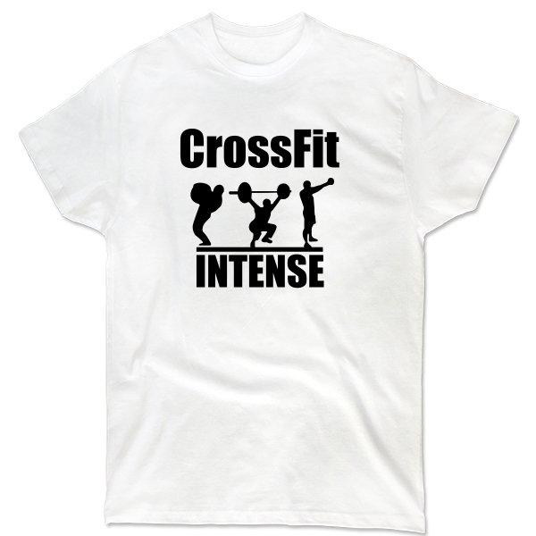 Мужская футболка CrossFit Intense