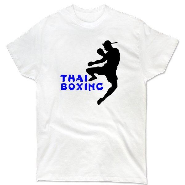 Мужская футболка Тайский Бокс