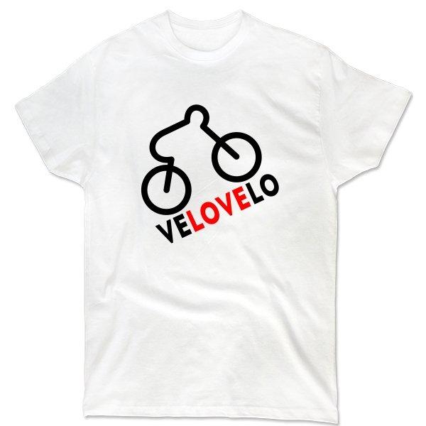 Мужская футболка Love Velo