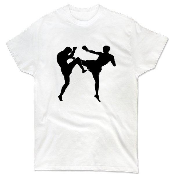 Мужская футболка Бой