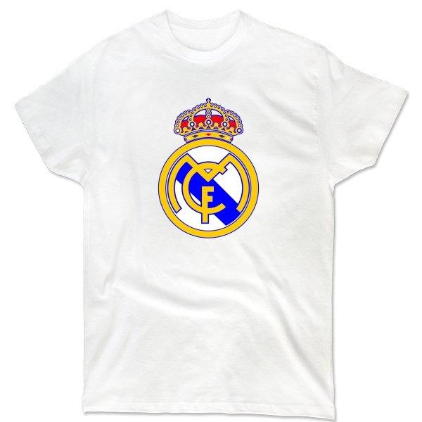 Мужская футболка FC Real Madrid