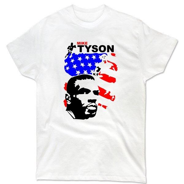 Мужская футболка Майк Тайсон