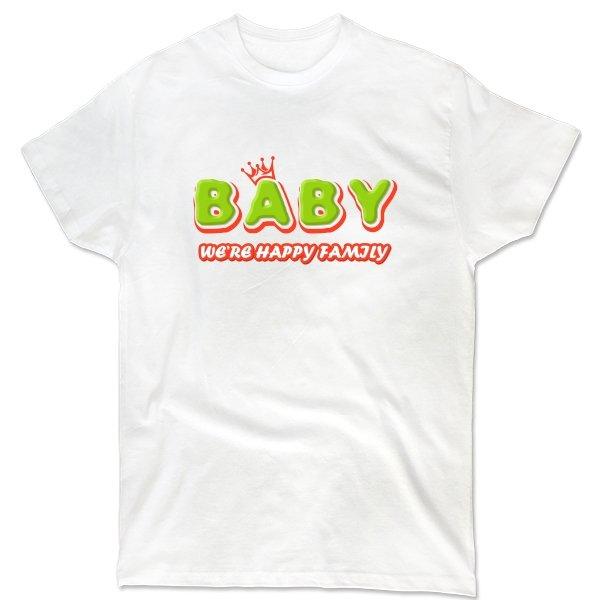 Мужская футболка Ребенок счастливой семьи