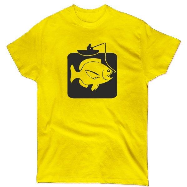 Мужская футболка Крупный Улов
