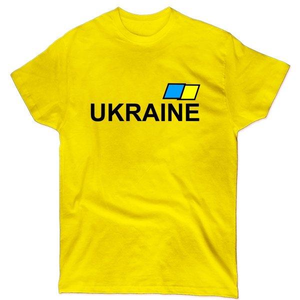 Мужская футболка Ukraine