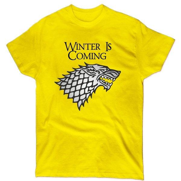 Мужская футболка Winter is Coming
