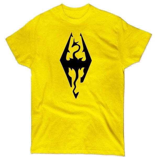 Мужская футболка The Elder Scrolls V Skyrim