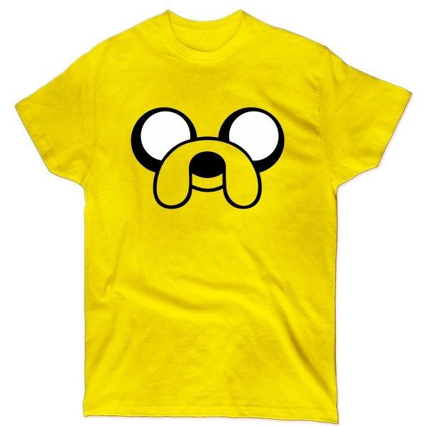 Мужская футболка Собака Джейк
