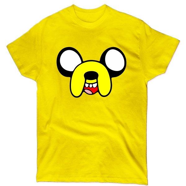 Мужская футболка Мордочка Джейка