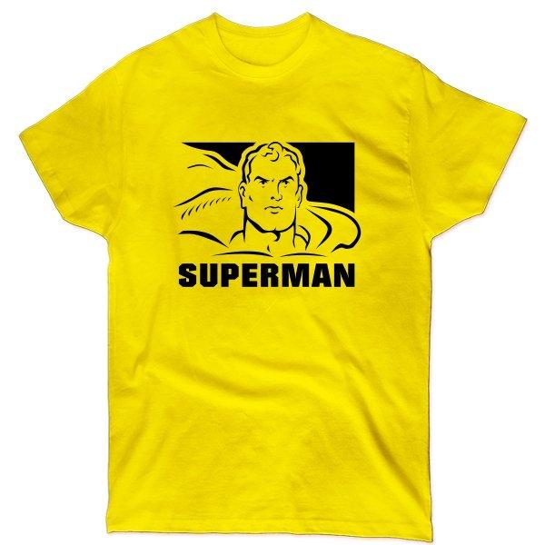 Мужская футболка с Суперменом