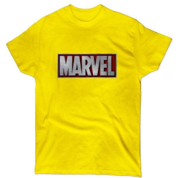 Мужская футболка Marvel 3D