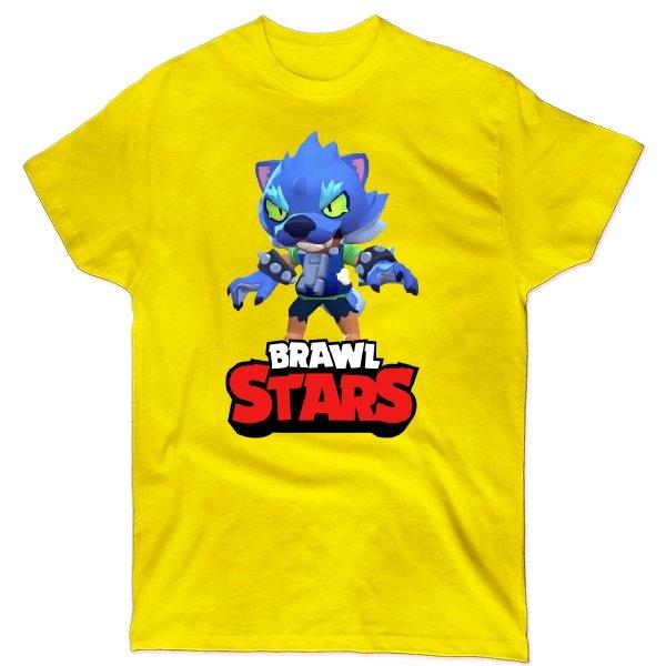 Футболка Brawl Stars Werewolf