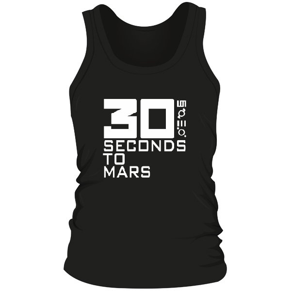 Мужская майка 30 seconds to mars