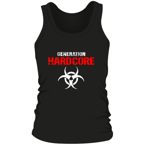 Мужская майка Generation Hardcore