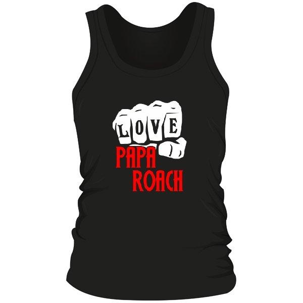 Мужская майка Papa Roach