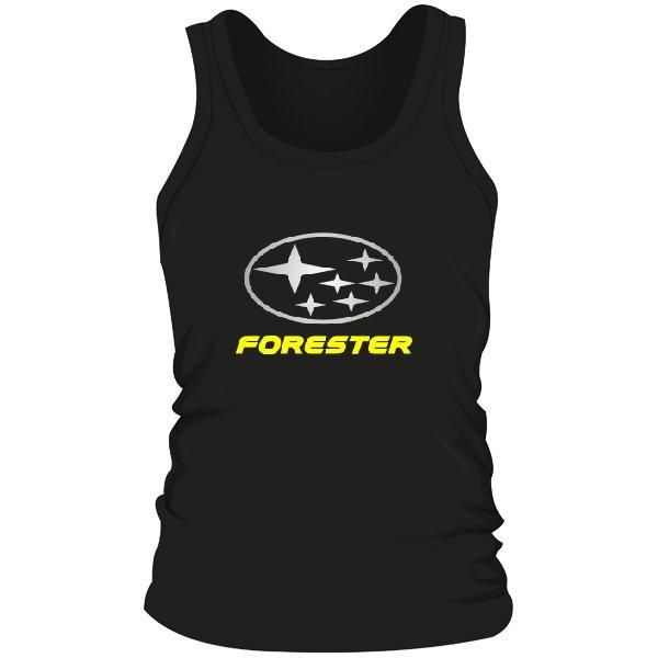 Мужская майка Subaru Forester