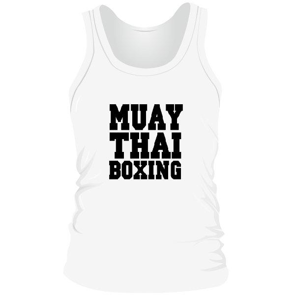 Мужская майка Muay Thai Boxing