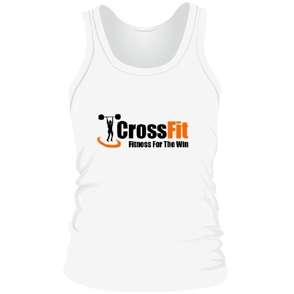 Мужская майка CrossFit
