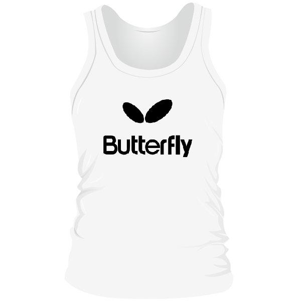 Мужская майка Butterfly
