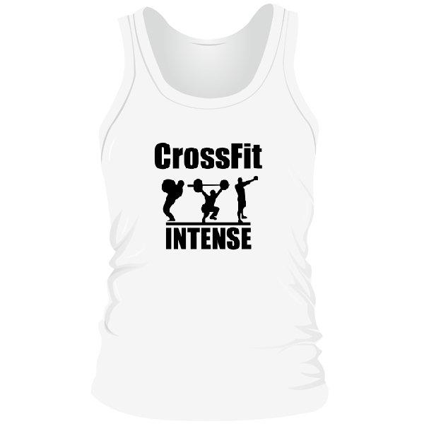 Мужская майка CrossFit Intense