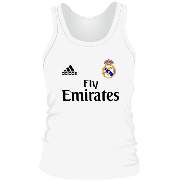 Мужская майка Реал Мадрид