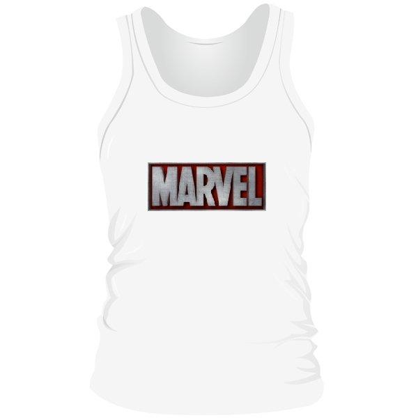 Мужская майка Marvel 3D