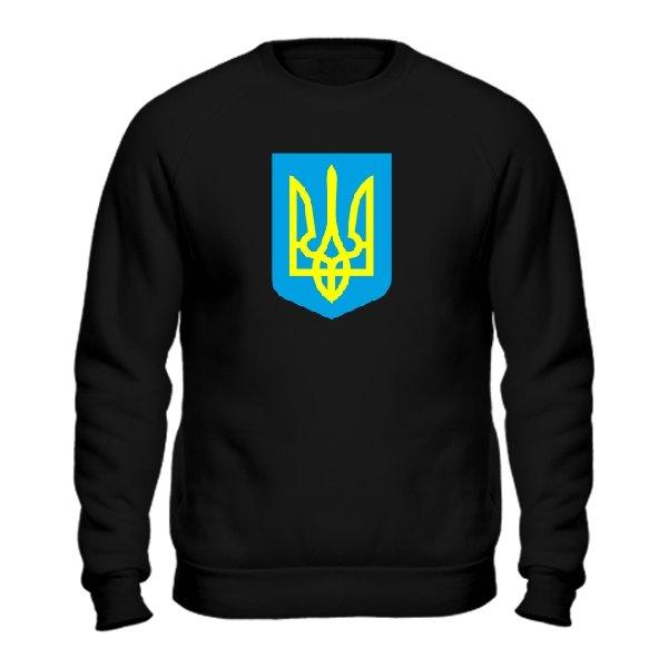 Мужской свитшот Герб Трезубец