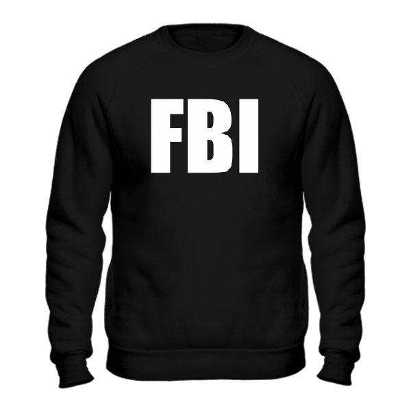 Свитшот FBI