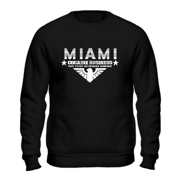 Свитшот Miami Cocaine Business
